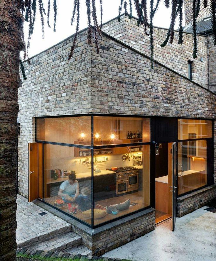 9 best Idées extension images on Pinterest House extensions - Cout Annexe Construction Maison