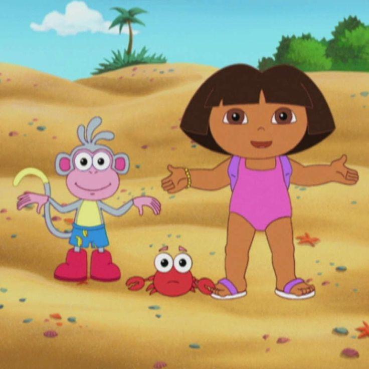 Dora La Exploradora Juegos Divertidos Niños HD Volumen 1