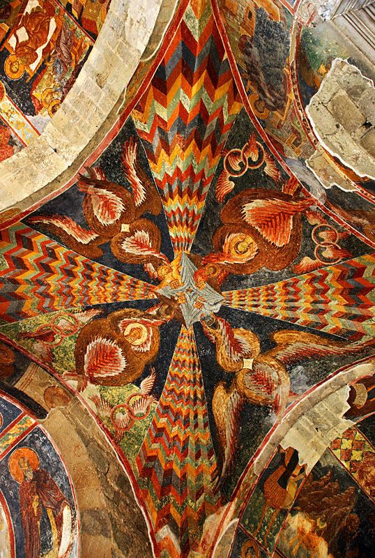 The Narthex of Hagia Sophia in Trabzon, Black Sea, Turkey   // Hercules Milas (Cretense)