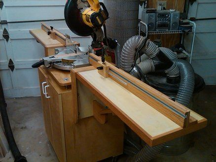 Diy Stops For Mitre Saws Woodworking Projects Amp Plans