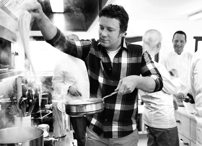 Jamie Oliver - www.petrabindel.com