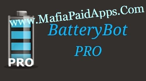 """BatteryBot Pro v10.0.1-beta1 Apk    BatteryBot Battery Indicator is the original battery indicator app for Android released in 2009 as simply """"Battery Indicator."""" Both the free and the Pro versions have maintained a 4.5 star rating in Google Play from the beginning. It offers two modes: the original status bar indicator and now also a desktop widget. You can use either or both as you please.  BatteryBot monitors and shows your battery charge level (percent) as an icon in your status bar with…"""