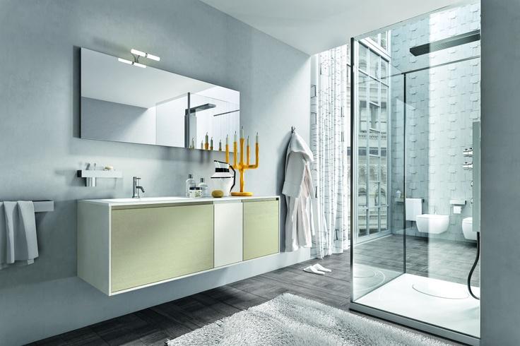 150 best arredo bagno design images on pinterest modern bathroom and home design - Self arredo bagno ...