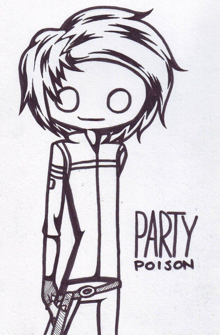 Yay for Gerard! I've drawn the rest of the band as well so enjoy~ Kobra Kid (Mikey): Jetstar (Ray): Fun Ghoul (Frank):