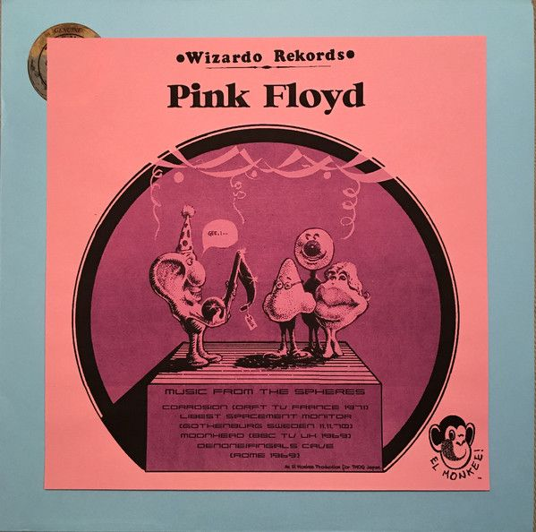 Pink Floyd - Music From The Spheres