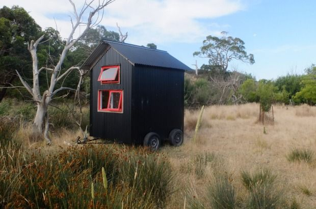 This tiny house startup supports Aussie farmers