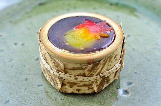 『実りの秋・笹屋春信』【きょうの『和菓子の玉手箱』】の画像   きょうの『和菓子の玉手箱』