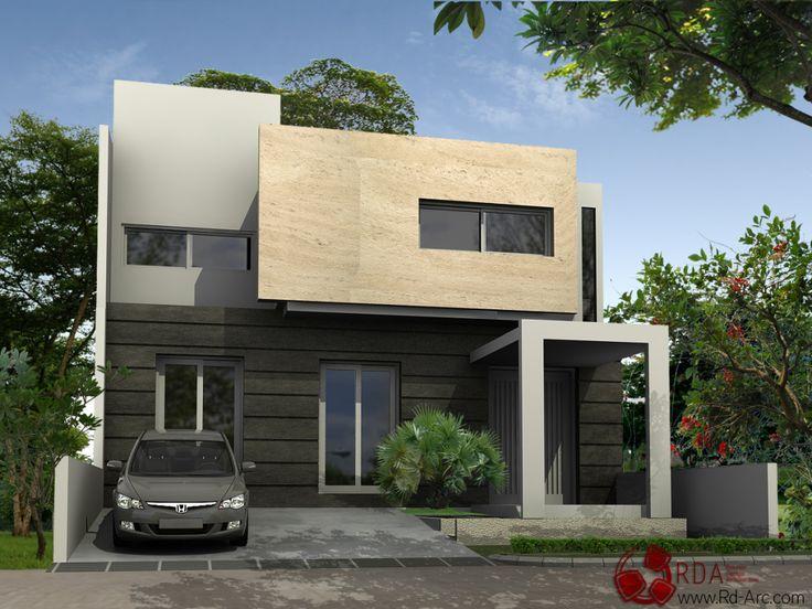 Free Modern Minimalist House Floor Plans