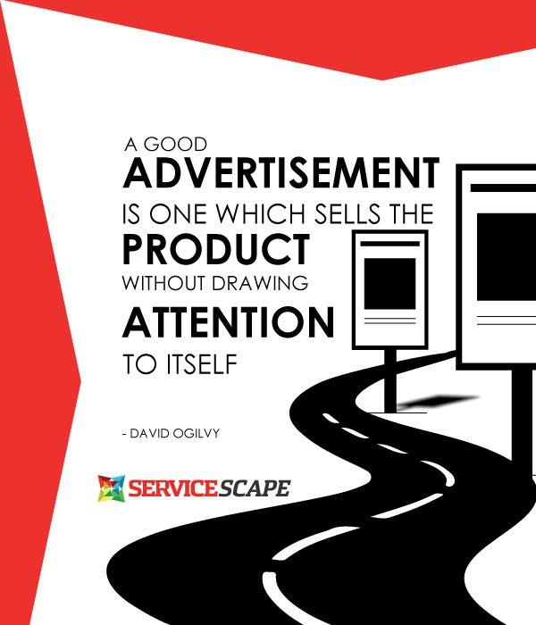 advertisement quotes