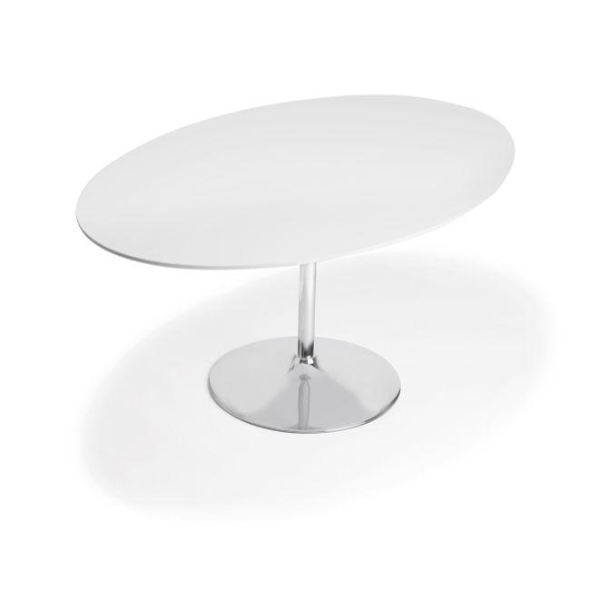 Lausanne Matbord Ovalt - TheHome - Möbler på nätet