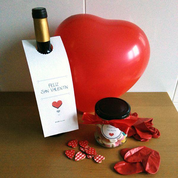 ¡San Valentín! <3 Regalad, a vuestros amigos, a vuestras parejas, a vuestros familiares... ¡a vuestras mascotas!   #descargables #descargar #diseño #etiquetas #gratis #imprimir #manualidades #regalos #sanvalentín #tarjetas #tutorial