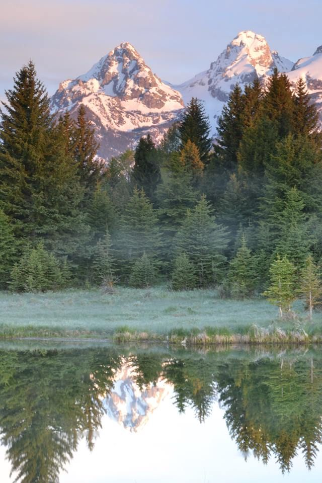 17 best images about grand teton national park on for Jackson hole wyoming honeymoon cabins