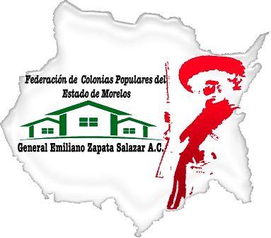 Federación de Colonias Populares del Estado de Morelos, Gral. Emiliano Zapata Salazar A. C.