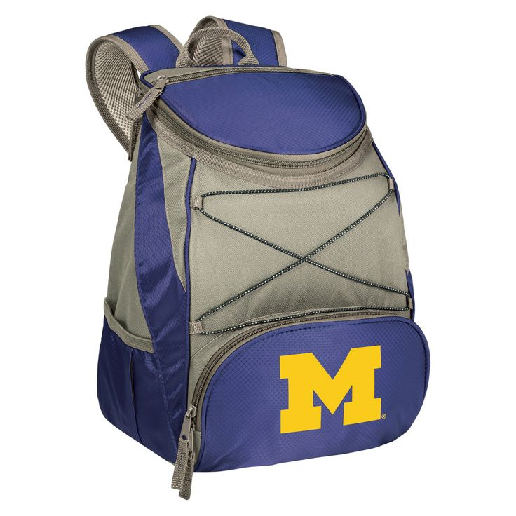 Picnic Backpack NCAA Michigan Wolverines