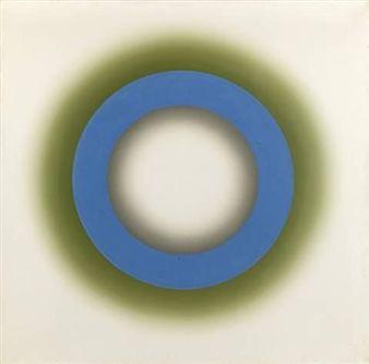 E 18 By Wojciech Fangor ,1966