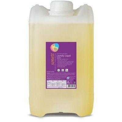 Detergent ecologic lichid pt. rufe albe si colorate cu lavanda 20L, Sonett