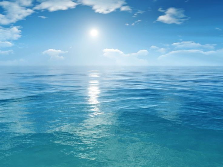 blue sea: Water, Inspiration, Blue Sky, Blue Sea, The Ocean, Wallpapers, Colors Blue, Sea View, March