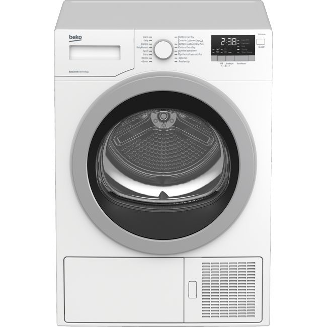 Capacity: 8 kg; Energy rating: A++; Sensor drying; One-year manufacturer's guarantee
