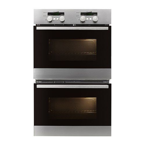 framtid double oven ikea kitchens pinterest