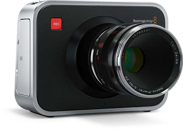 The Blackmagic Cinema Camera promises to put professional feature-film-quality results in reach. $2,995