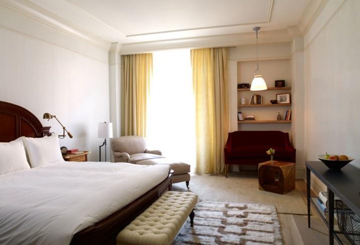 Mr & Mrs Smith - Superior Greenwich Room