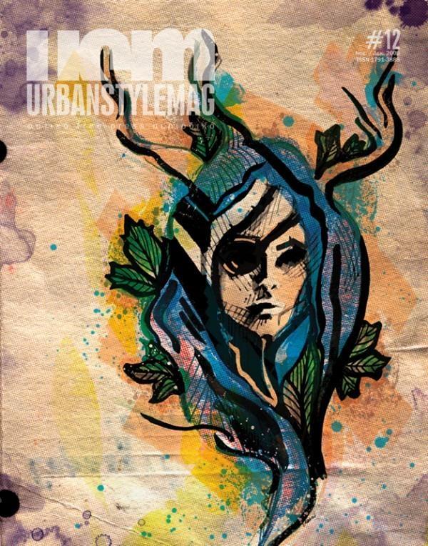 Cover 12 by Mandi Damirali