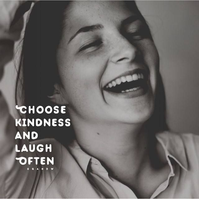 choose kindness #love   #life #inspiration and be #happy