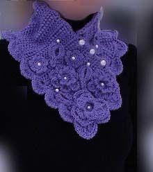 victorian neck crochet - Buscar con Google
