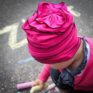 Pillou - unikatowe czapeczki dziecięce.
