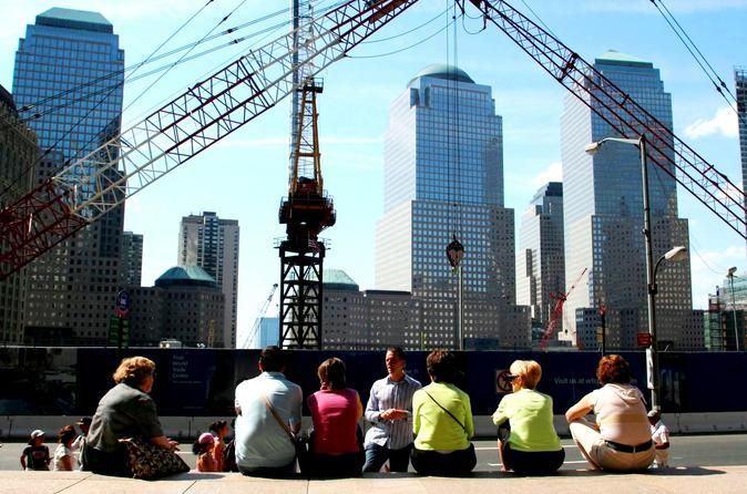 Global Adventures LLC - World Trade Center Tour with Optional 9/11 Museum Ticket. The World Trade Center once stood tall and prominent, one of the world's largest financial complexes and a symbol of New York City. This New York City walking tour takes you around Ground Zero to explore both the past and future of the World Trade Center.