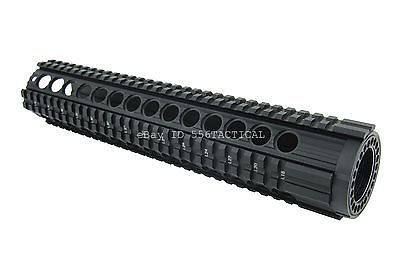 10 Inch Free Float Quad Rail 308 / 7.62 Handguard for Low Profile USA Seller