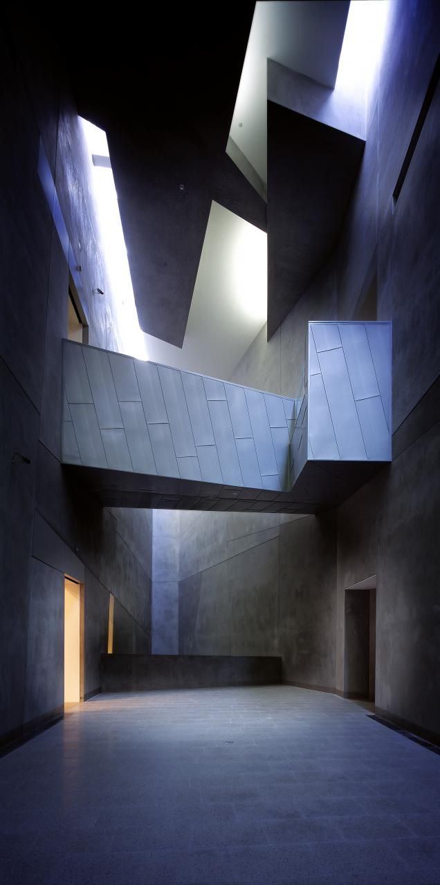 Enfilade and Intrafilament, the Ian Potter Centre: NGV Australia at Federation Square   NGV