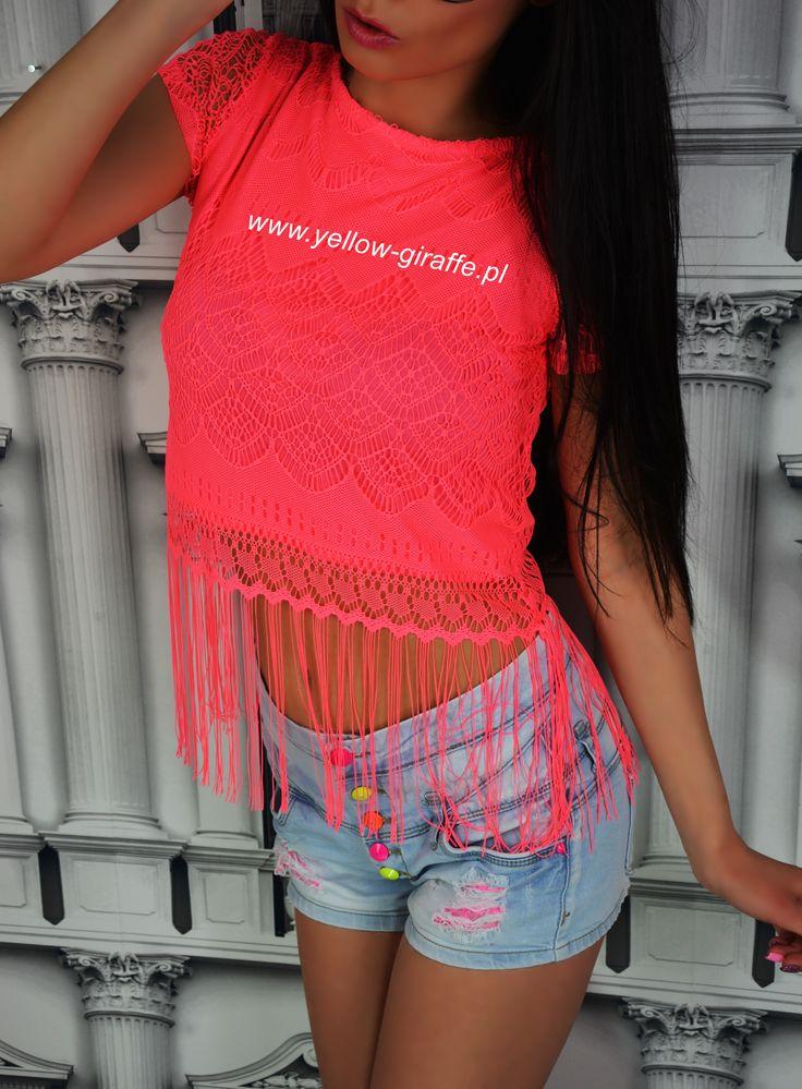Top SUMMER Pink 🌞👏 Www.yellow-giraffe.pl  #yellowgiraffepl #boho #outfitoftheday #bohostyle #top #pink #instafashion #instashop #zakupy #shopping #follow