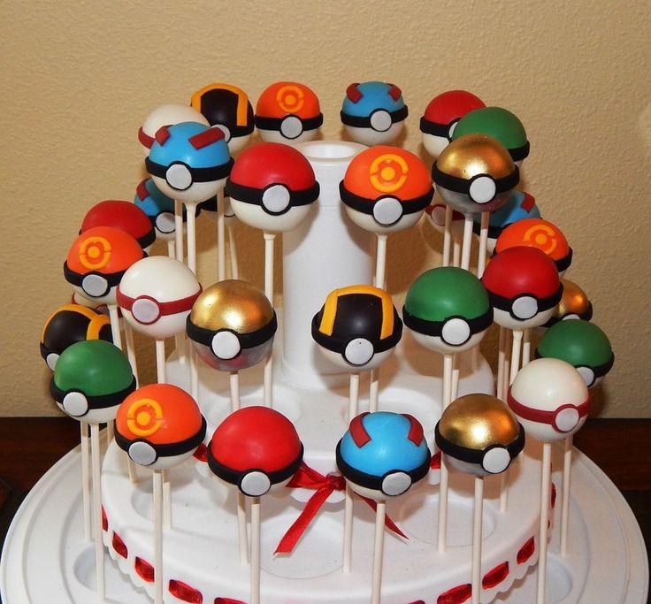 1000 ideas about pokeball cake on pinterest pokemon