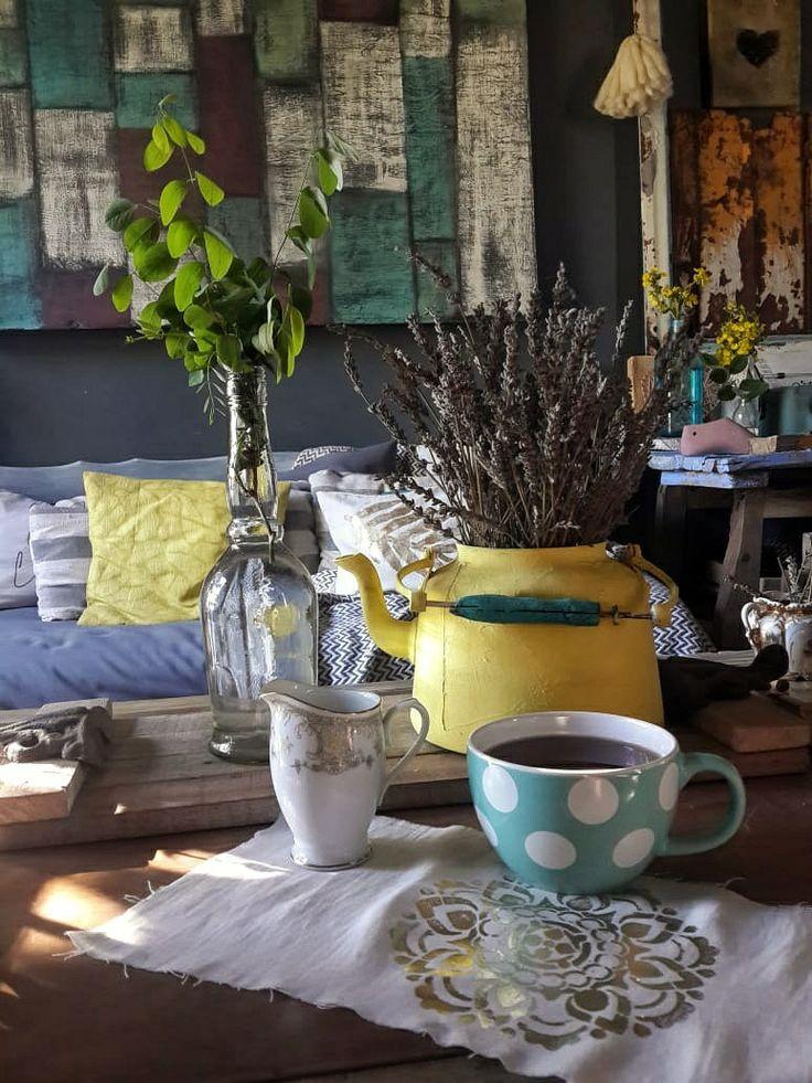 Instagram, Kitchen Appliances, Environment, Spaces, Little Cottages, Furniture, Home, Colors, Diy Kitchen Appliances