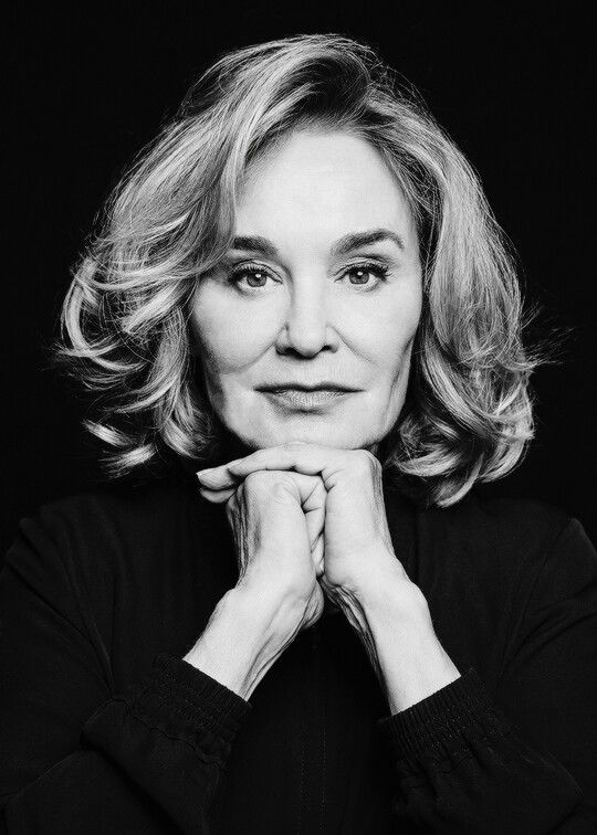 Jessica Lange photographed by Shayan Asgharnia for Variety, June 2017.