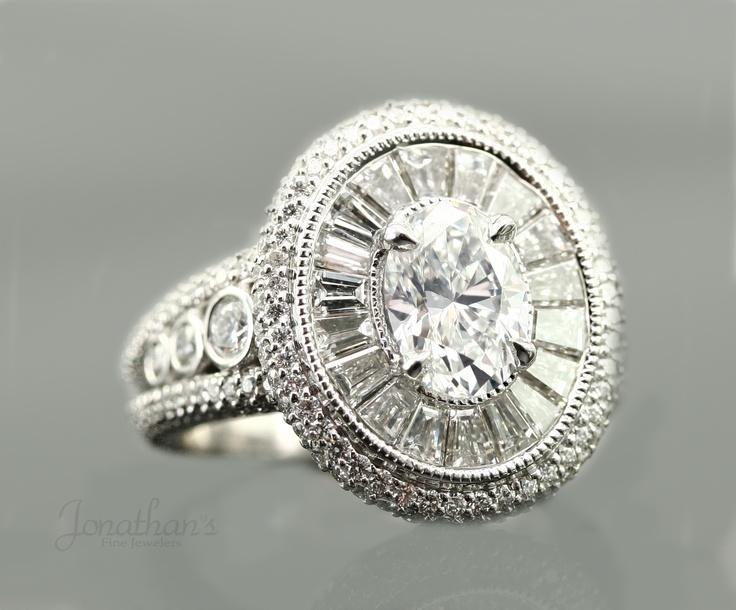 Oval Custom Ring
