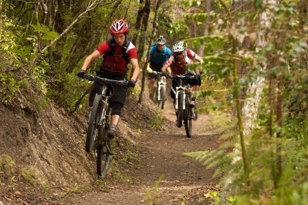 The tracks are ready and waiting for you so pack your bike and come mountain bike our awesome trails...