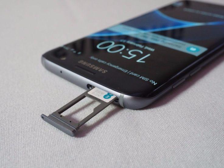 Samsung lanza una actualización para el Galaxy S7 y S7 Edge