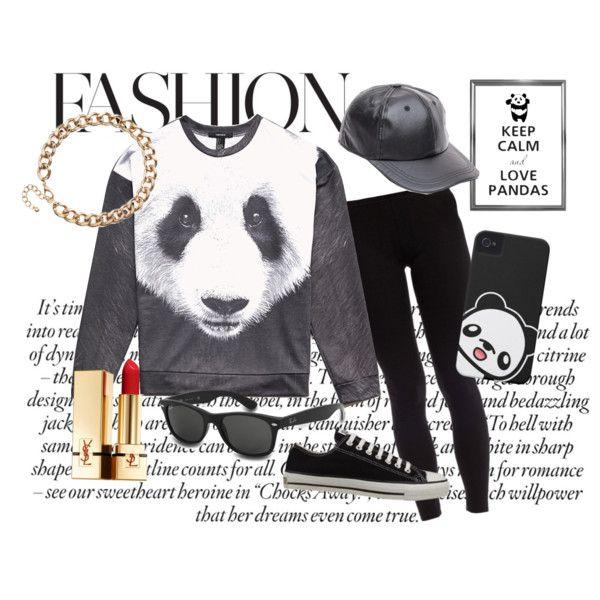 Keep Calm & Love Pandas