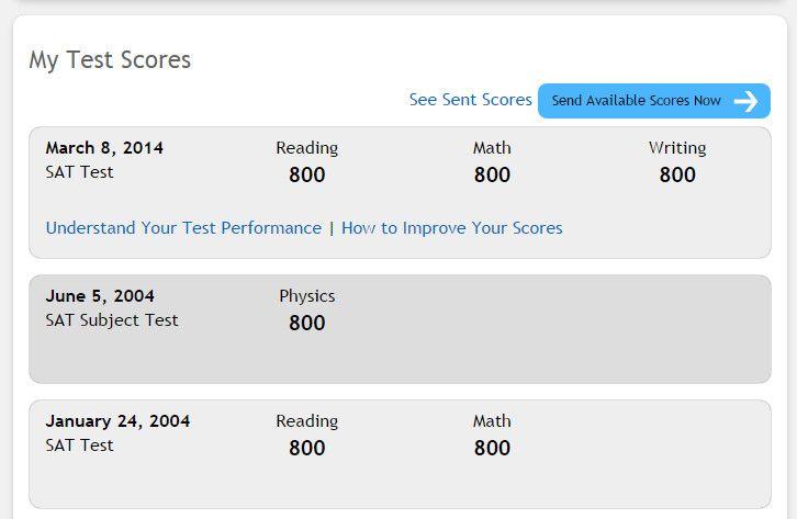 Is a 1600 a good SAT score?