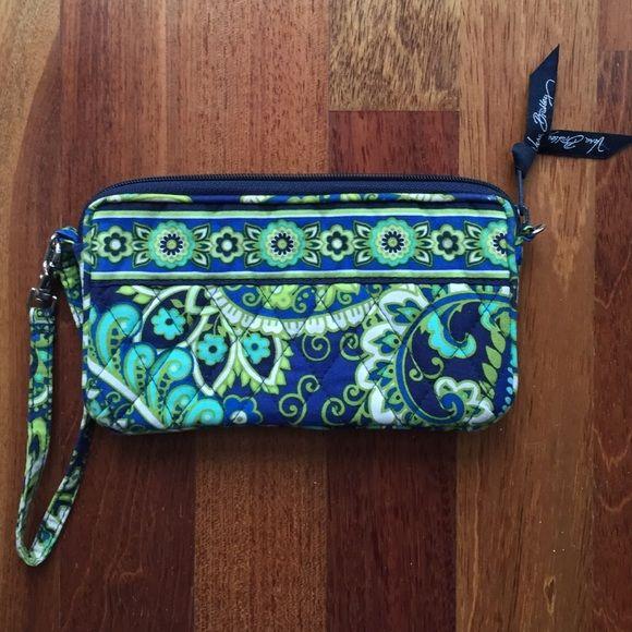 Leather Zip Around Wallet - Navajo Bracelets Wallet by VIDA VIDA psrD9T8