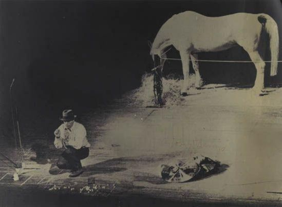 Joseph Beuys. Iphigenia 1973