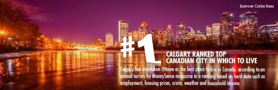 Best Place To Live In Canada Calgary The Best Place To Live In Canada Facebook Pinterest