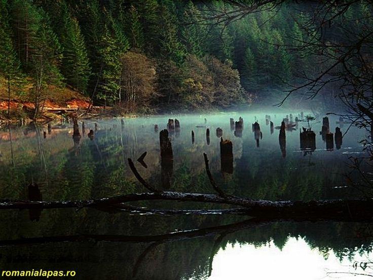 A Gyilkos to legendaja!  Gyilkos-tó: Ha belenézel a tó vizébe Eszter szürkészöld szemei tekintenek rád - MindenegybenBlog