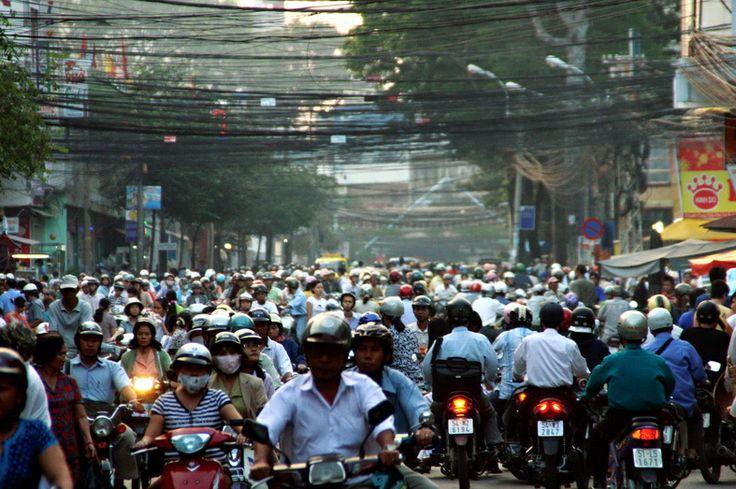 Ho Chi Minch. (Vietnam)