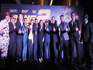 Abang Long Fadil 2 pecah rekod   FILEM terbitan Astro Shaw dan Skop Productions Abang Long Fadil 2 (ALF2) mencatat sejarah baru dalam dunia perfileman Malaysia apabila berjaya meraih kutipan RM17.9 juta dalam tempoh 39 hari sekali gus menjadi filem tempatan nombor satu paling laris di Malaysia setakat ini.  Sebelum ini filem dengan rekod kutipan tiket paling tinggi pernah dipegang oleh filem Polis Evo dengan kutipan RM17.8 juta pada 2015 serta filem The Journey dengan kutipan RM17.28 juta…