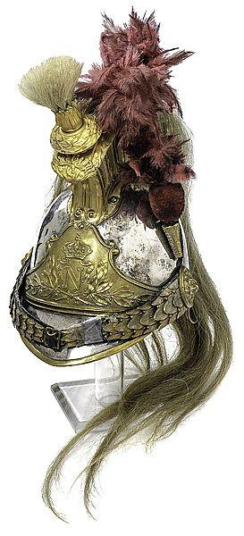 French Cent Garde Helmet Model 1865