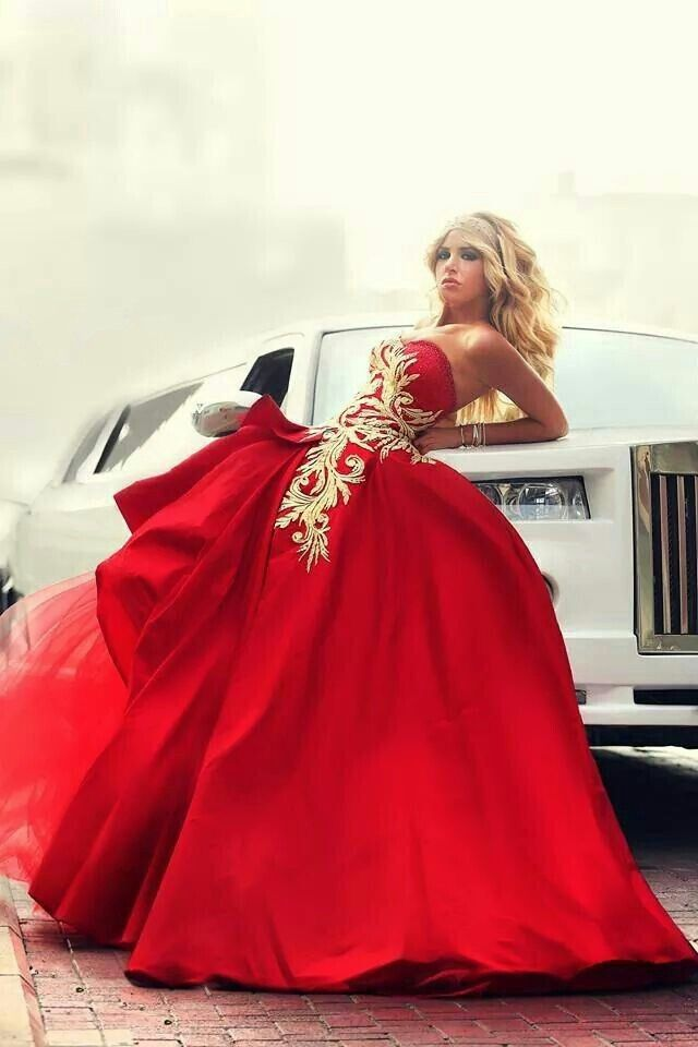 BEAUTIFUL SEXXII RED WEDDING DRESS PRICE $ 284.00 LOVELY LOEY'S FASHIONS