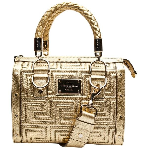 VERSACE Mini gianni versace couture ($2,350) ❤ liked on Polyvore